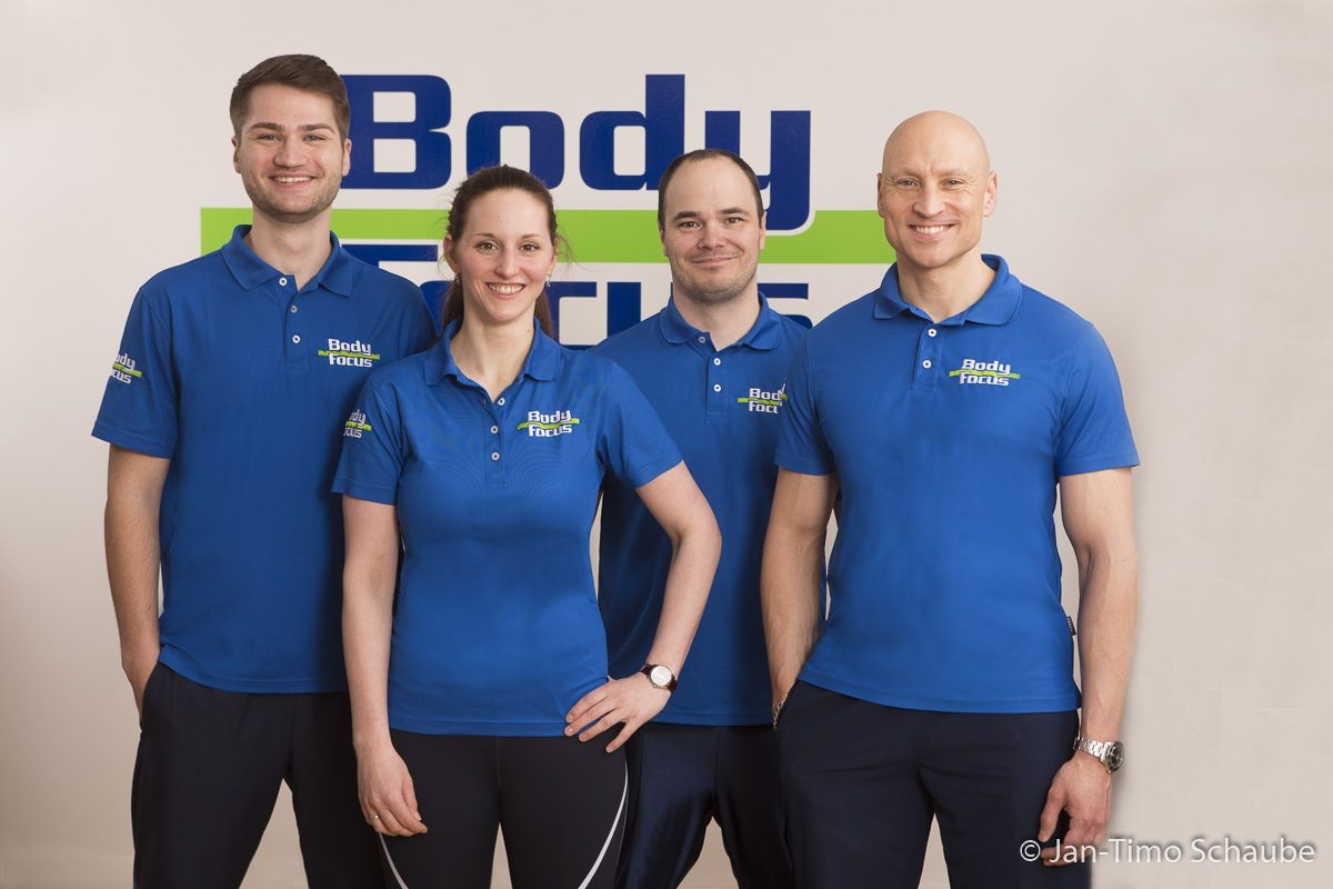 Das Body Focus Team